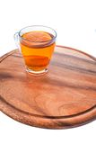 Tea with lemon Royalty Free Stock Images