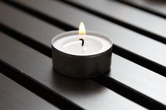 Tea light royalty free stock photos