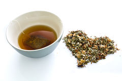 Tea lover Royalty Free Stock Image