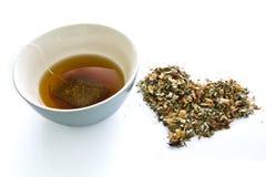 Tea lover Royalty Free Stock Image
