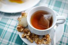 Tea maker Helianthus tuberosus Hot drinks Royalty Free Stock Photo