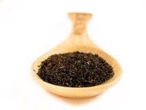 Tea measure stock photo