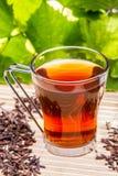 Tea med kryddnejlikor Royaltyfria Bilder
