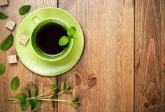 Tea Mint Stock Image