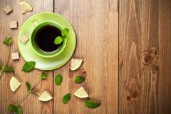 Tea Mint Royalty Free Stock Photos