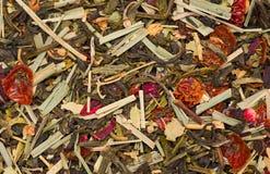 Tea mixture Stock Photo