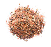 Tea mixture Royalty Free Stock Image