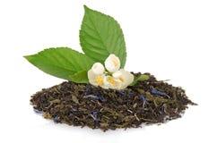 Tea mixture Stock Photos