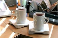 tea mug stock photo