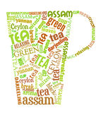 Tea mug Stock Images
