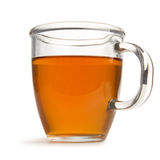 Tea in mug with clipping path Royalty Free Stock Photo