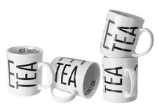 Tea Mugs Stock Photography