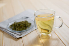 Tea och teatime Royaltyfri Foto