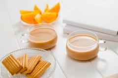Tea och teatime Royaltyfri Bild