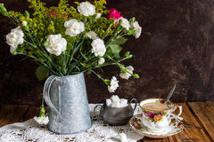 Tea for one Royalty Free Stock Image