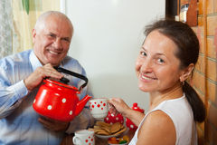 Tea-party Royalty Free Stock Photography