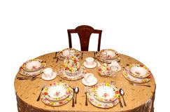 Tea party Royalty Free Stock Image