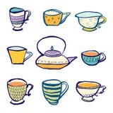 Tea party Stock Image