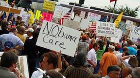Tea Party Express Rally Stock Photo