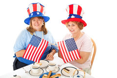 Tea Party Patriots Royalty Free Stock Images