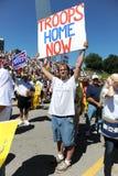 Tea Party Rally in Saint Louis Missouri Royalty Free Stock Photos