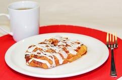 Tea & Pastry Royalty Free Stock Photo