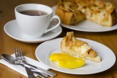 Tea with pei Stock Photos