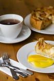 Tea with pei Royalty Free Stock Photo