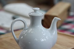 Tea pitcher Royalty Free Stock Photography