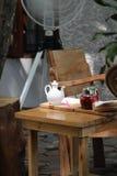 Tea pitcher Royalty Free Stock Photo