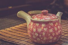 Tea Please Royalty Free Stock Image