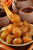 Tea plum Stock Images