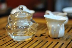 Tea pot Stock Photography