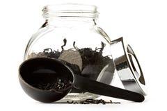 Tea in pot Royalty Free Stock Image
