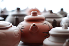 Tea Pot Stock Image