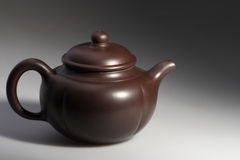 Tea-pot cerâmico Imagens de Stock Royalty Free