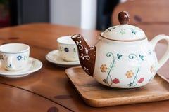 Tea pot Stock Image