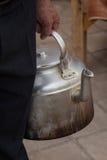 Tea pot, ira Royalty Free Stock Image