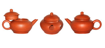 Tea pot set Stock Image