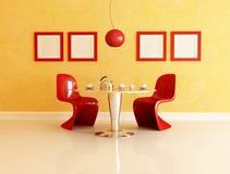 Tea room Stock Image