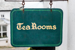 Tea Rooms Stock Images