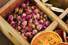 Tea rose flowers Royalty Free Stock Photo