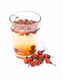 Tea from rose hips Royalty Free Stock Photography