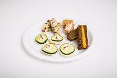 Tea Sandwiches Stock Images