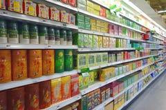 Tea Selection Stock Image