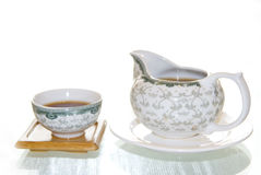 The tea service Royalty Free Stock Image
