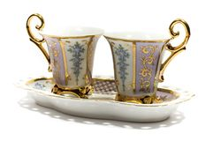 Tea-service Stock Image