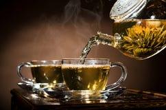 Tea Service Stock Photos