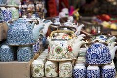 Tea set Royalty Free Stock Image