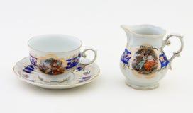 Tea set Royalty Free Stock Photos